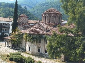 4_ Бачковски манастир – църква