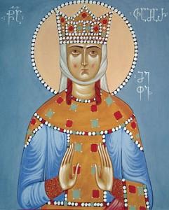 1_Царица Тамара – икона
