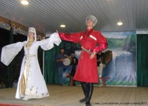 ингушки танц