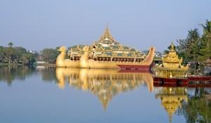 Езерото Кандаунджи